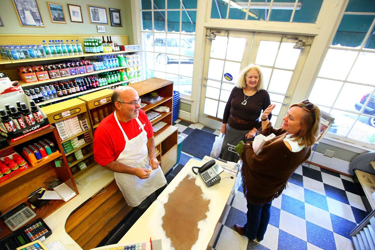 Burbage's grocery store finds a buyer