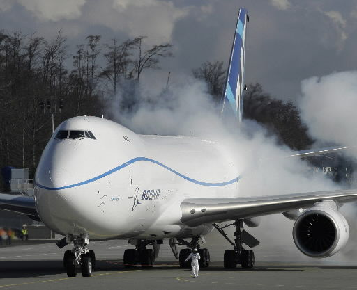 Problems with 787 not Boeing's only woes