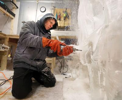 Working knowledge What an ice sculptor thinks you should know