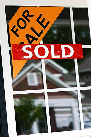 Home sales increase 5% in July