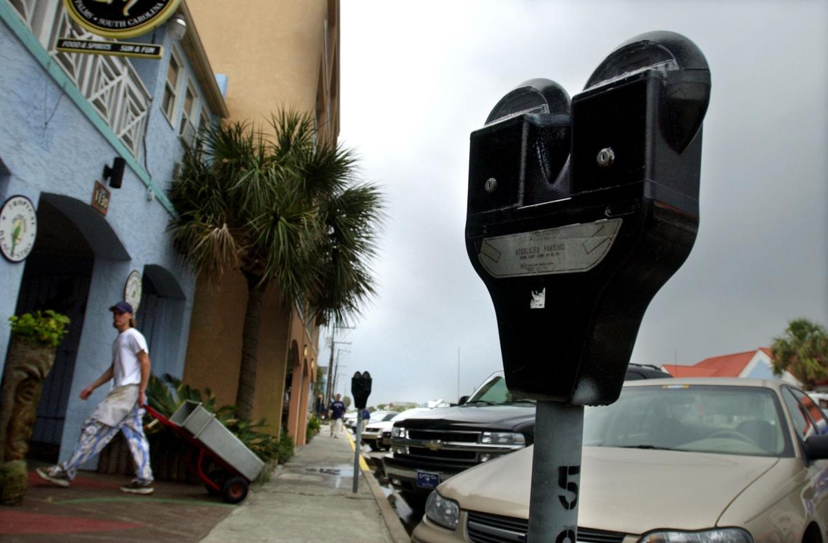 IOP City Council considers bigger parking fines