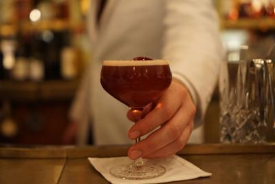 Dewberry cocktails