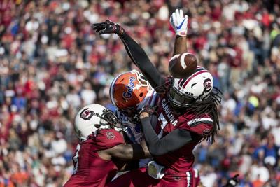 Florida South Carolina Football