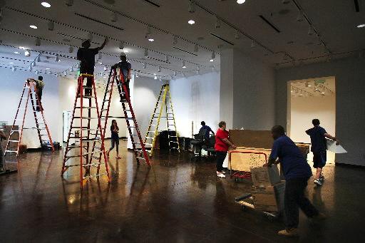 Halsey Institute begins relocation
