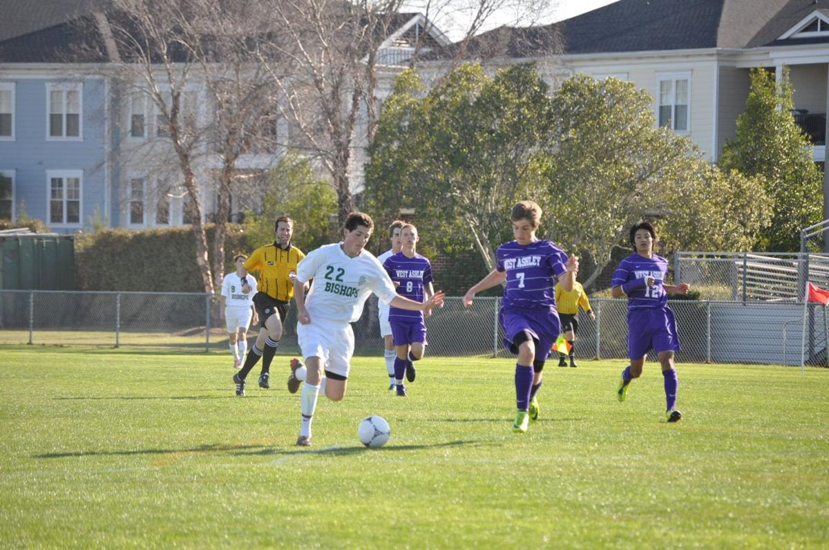 Humble Bishops hungry for another soccer title