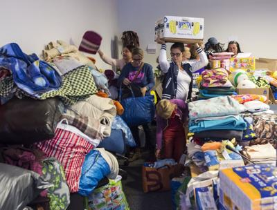 Rising tides of refugees, disorder will require hard choices