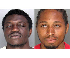 Police charge 2 suspects