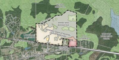 Tea Farm parcel slated to be annexed into Ravenel
