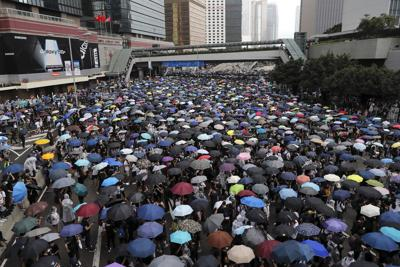 Hong Kong Extradition Law Key Events