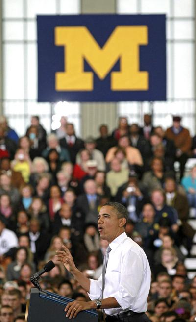 Obama warns colleges