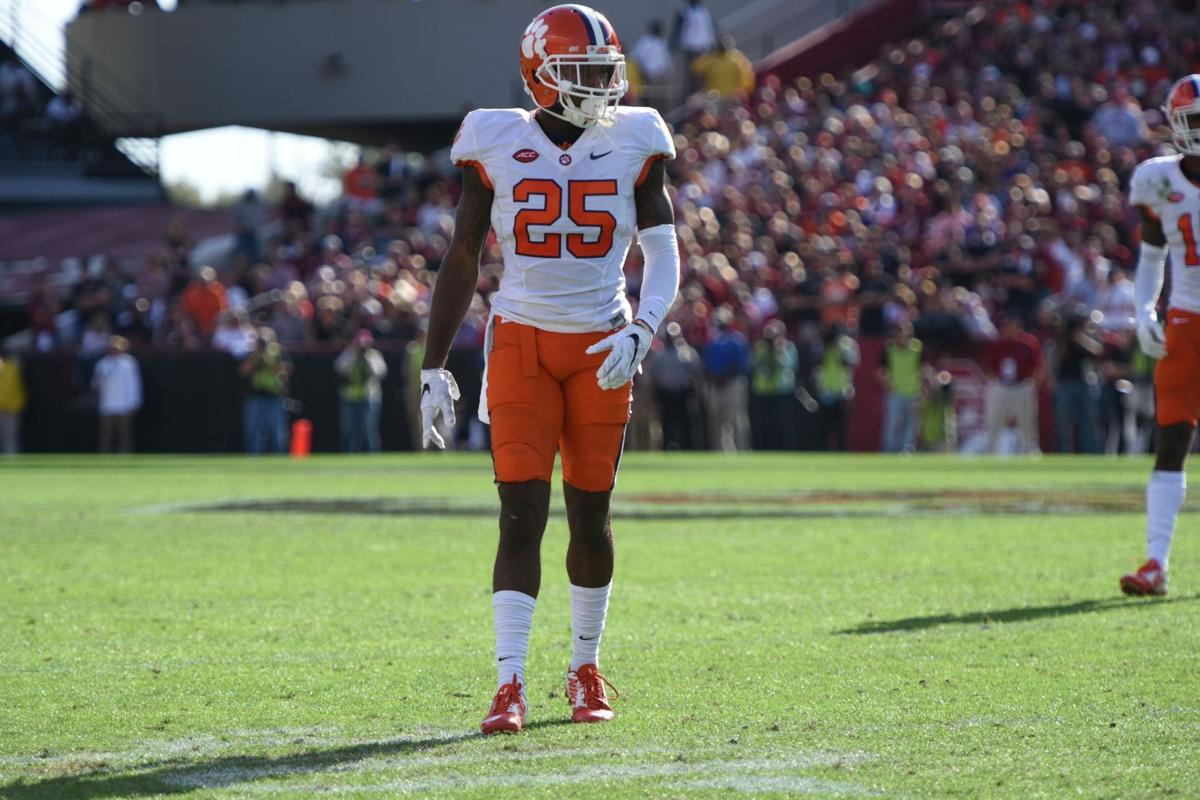 Top 10 Tigers 2016, No. 8: Cornerback Cordrea Tankersley was Clemson's greatest thief in years