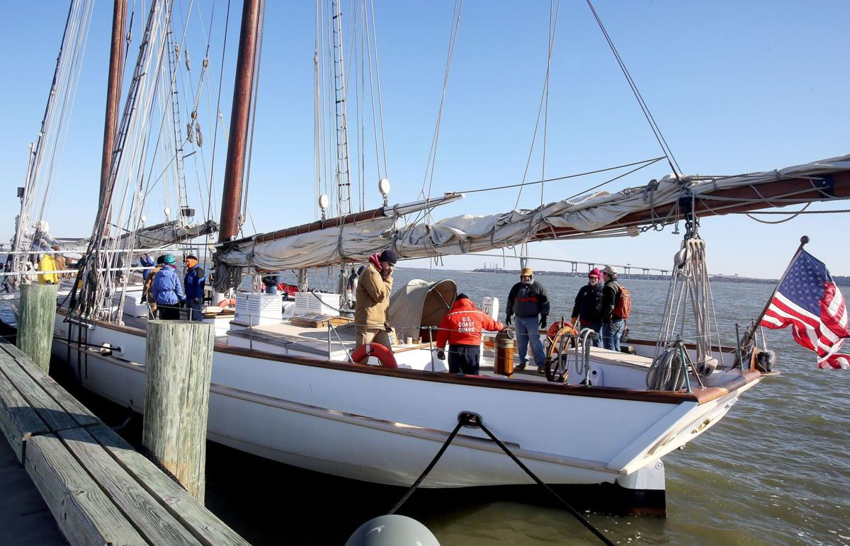 Lowcountry's tall ship to return to the waters