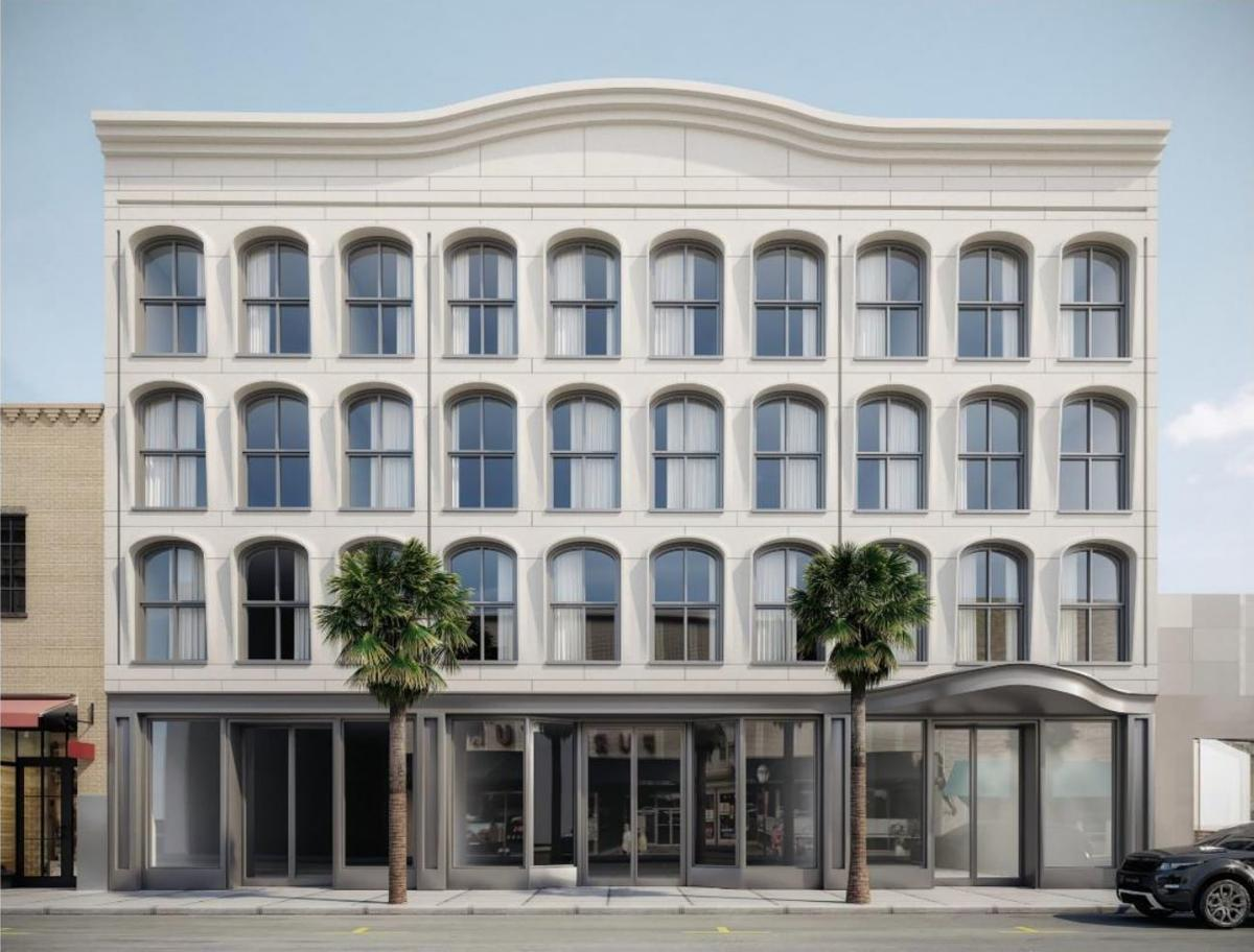 Former Charleston Furniture Store Set To Become Apartment Hotel