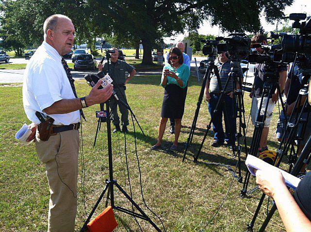 Charleston County Sheriff's Office: Working to extradite Dusten