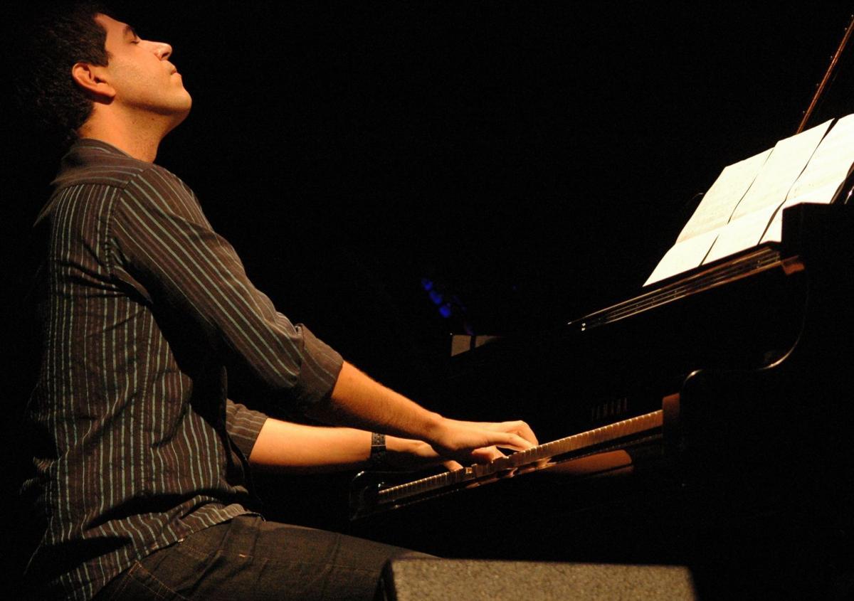 Brazil's Mehmari adept at classical, jazz