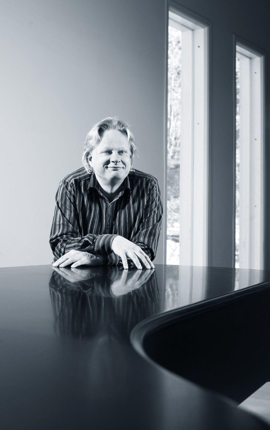 Finnish pianist unleashes storm