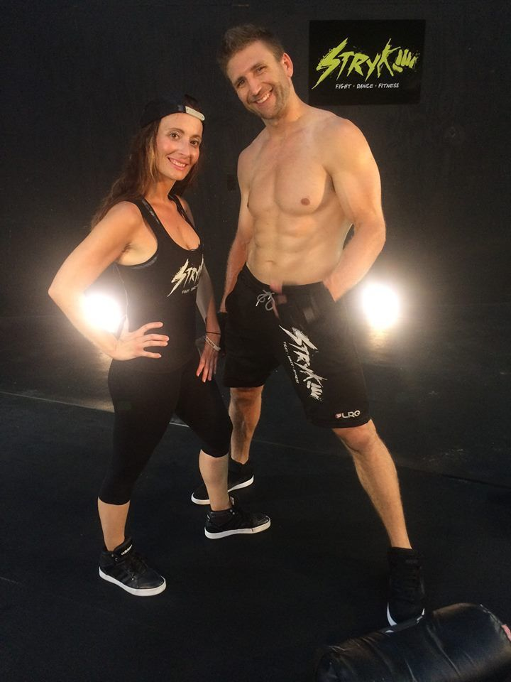 Local couple develops fitness routine that combines MMA and dance