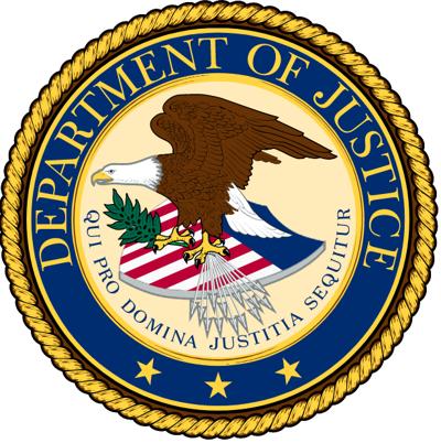 us department justice logo