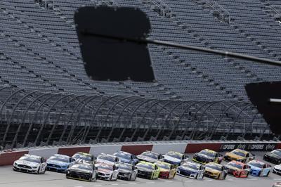 NASCAR Darlington Auto Racing (copy)