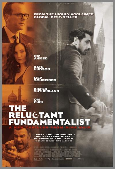 'Reluctant Fundamentalist' shows how post-9/11 American behavior looks from a Muslim prospective