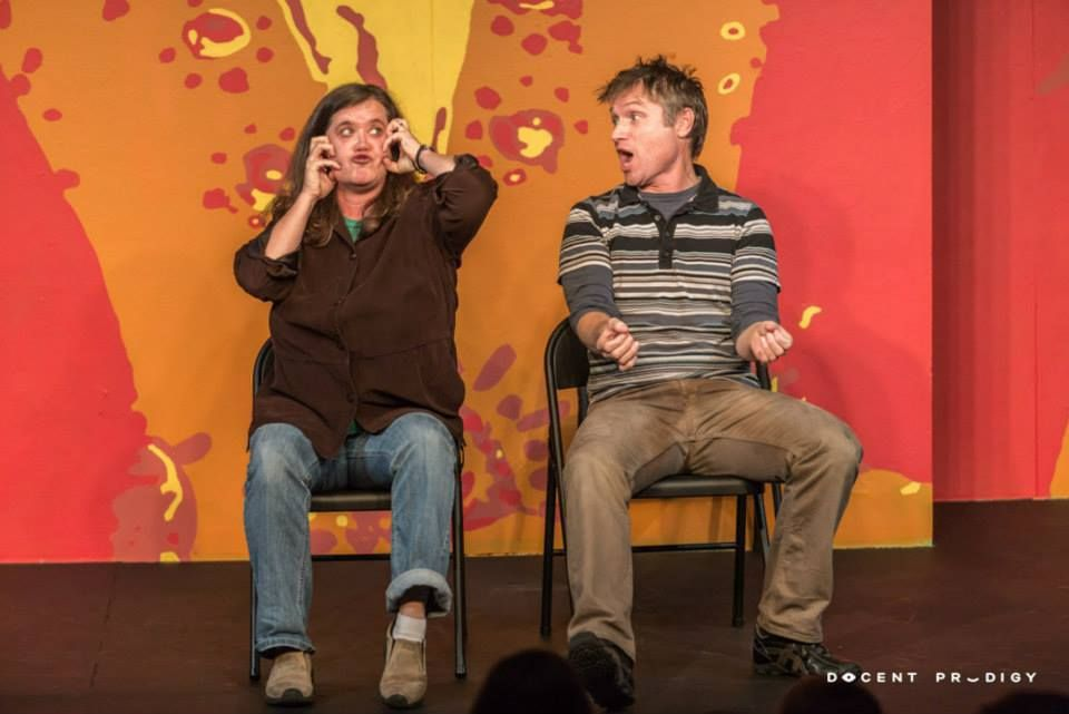 Theatre 99 pulls out all its improv tricks with 'the Funny Bucket'
