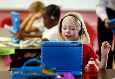 New Charleston charter school emphasizes personalized learning through technology