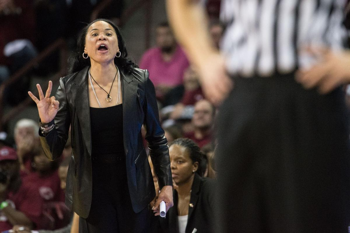 Second-ranked USC women look to bounce back against No. 16 Florida