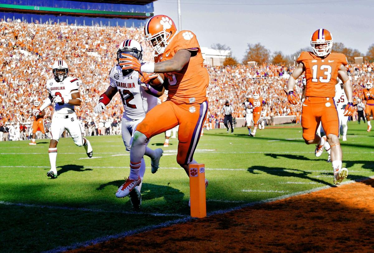 Clemson may be starting another kind of rivalry streak