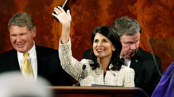 Civil rights leaders criticize Haley