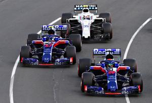 Formula One rolls out extensive TV schedule this year