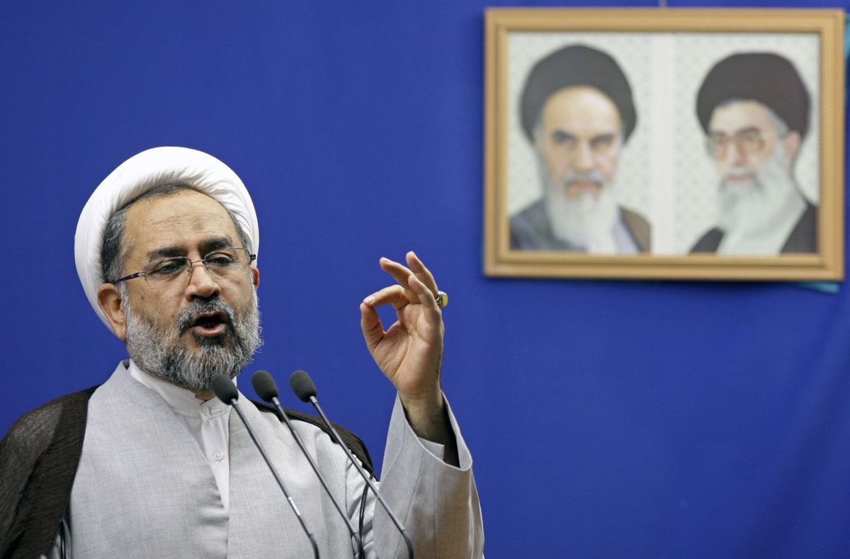 Iran's delay-game rerun