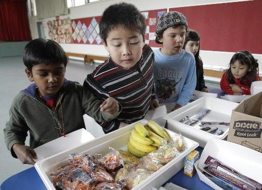House passes school nutrition measure