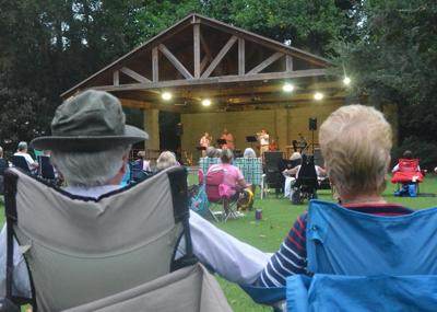 Music in the Park, jazz-style