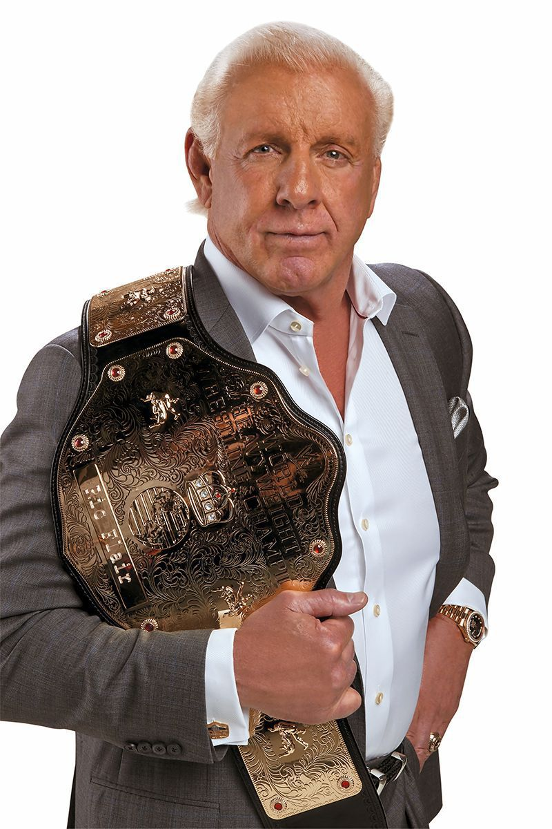 pro wrestling great nature boy ric flair remains a timeless