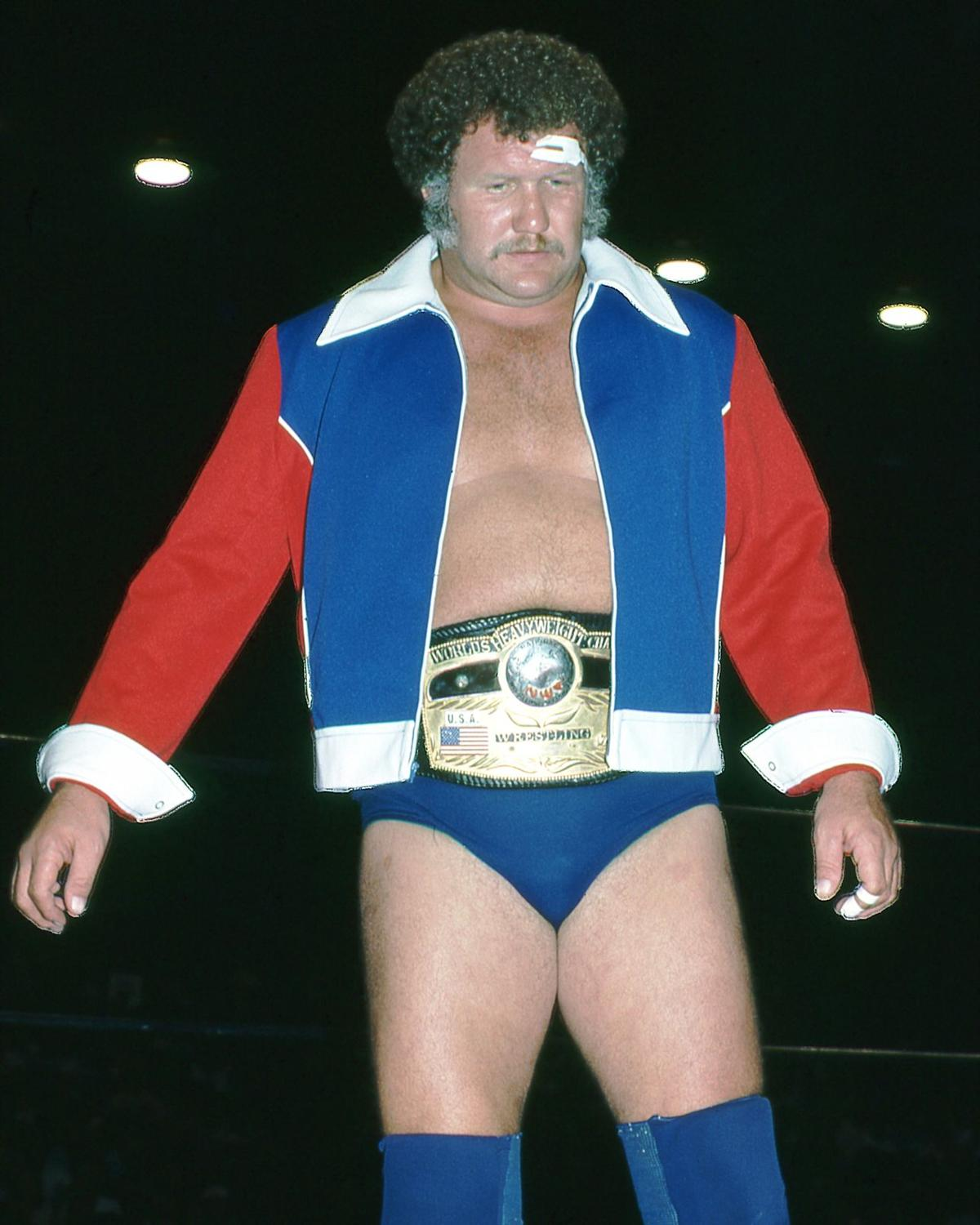 Remembering Harley Race, pro wrestling's 'one and only real