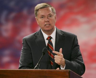 Graham raises $1.05 million in past three months for presidential bid