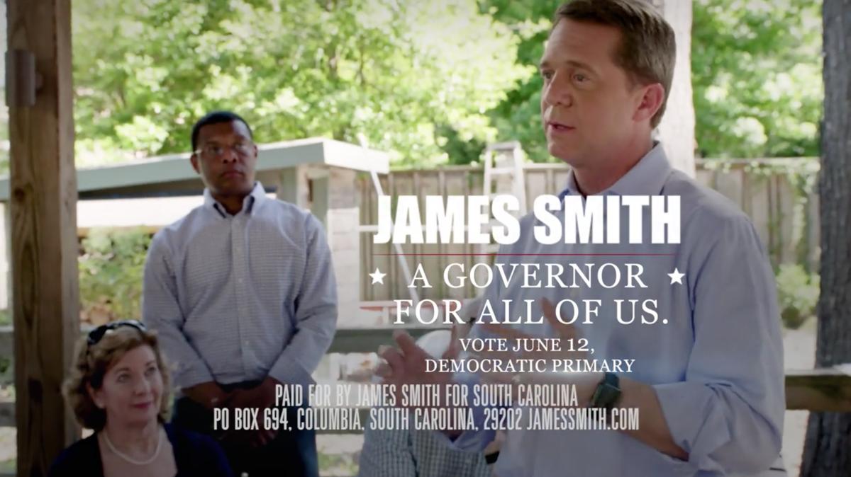 James Smith ad