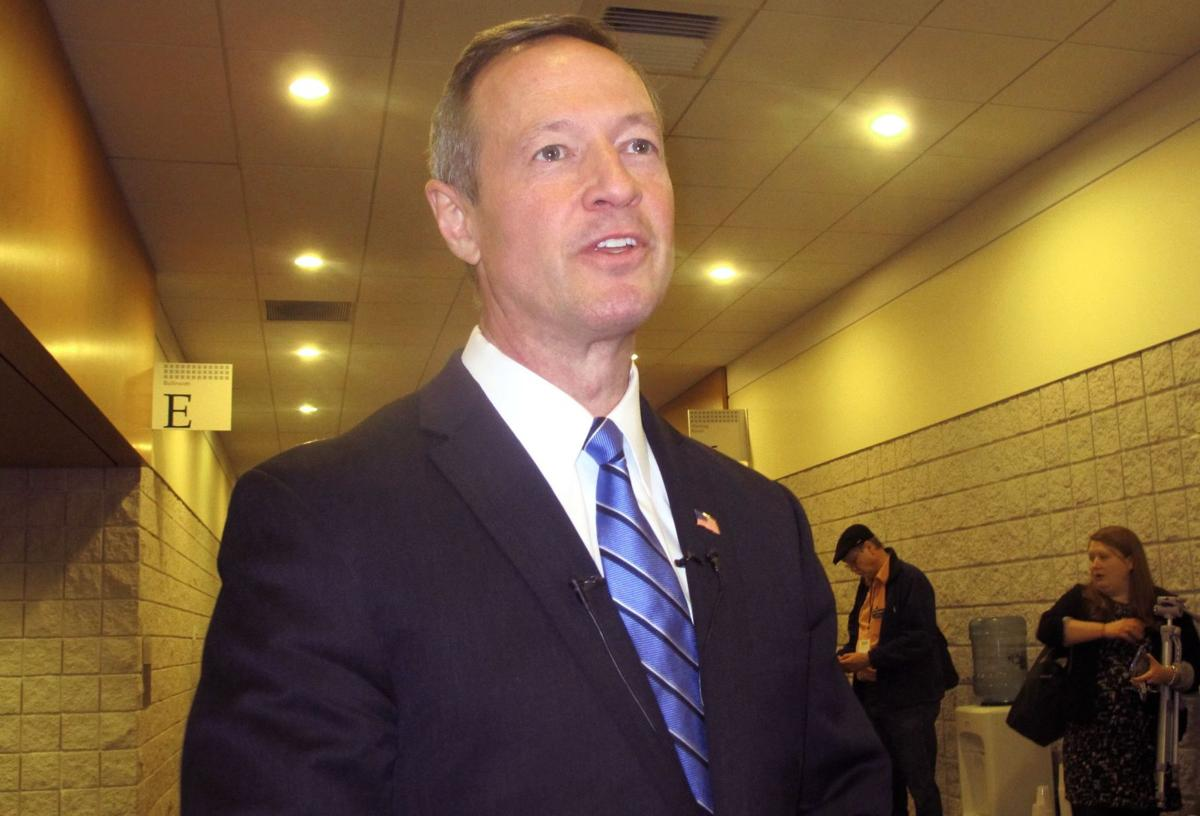 O'Malley: Islamic State rise unintended result from war rush