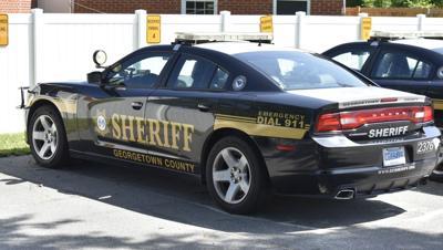 Georgetown County Sheriff car (copy) (copy)