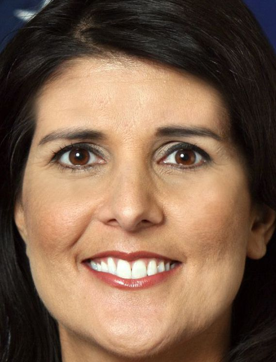 Haley unsure about 2nd runState DSS chief praises welfare-to-work gains