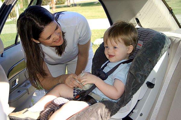 South Carolina Car Seat Law Officially