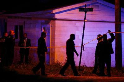 Teen slain in 1st homicide of '09
