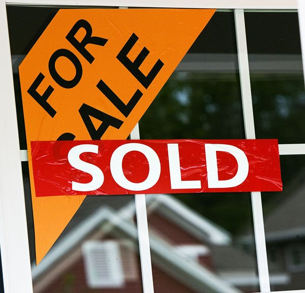Area home sales on the rebound