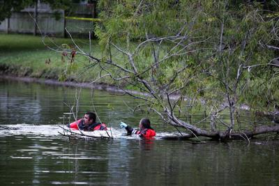 Female's body found in Mount Pleasant pond