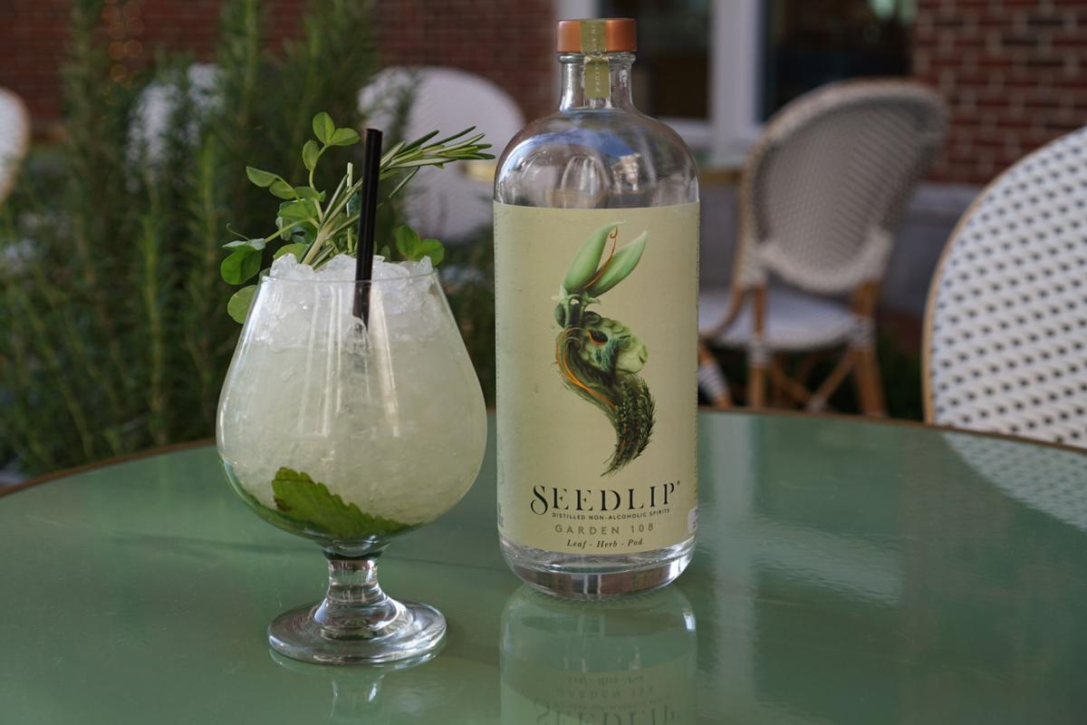 Seedlip at the Ordinary