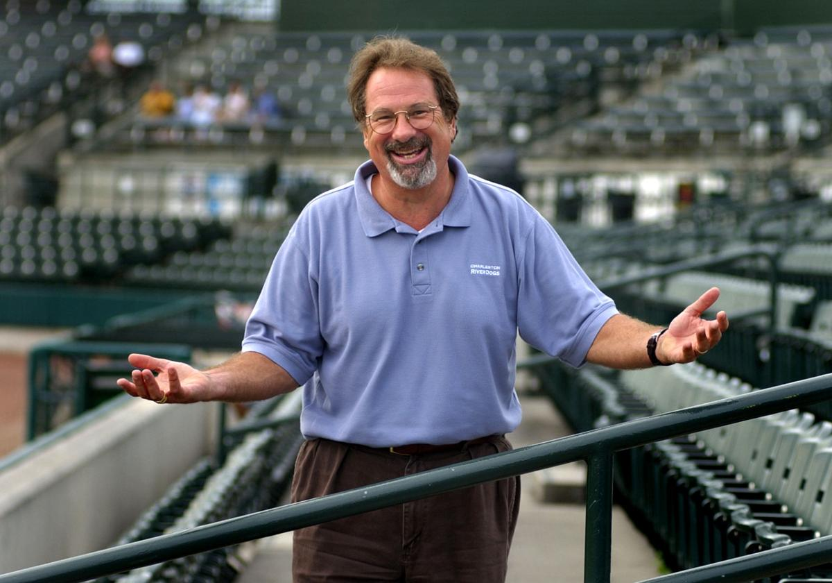 Play ball! The RiverDogs' Mike Veeck on baseball, birthdays and family bonds (copy)