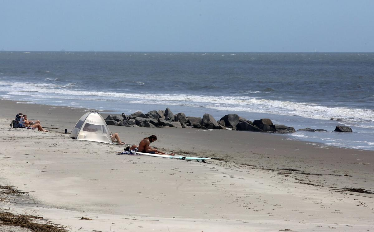 Folly Beach Erosion