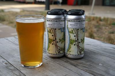 Charleston Brewery District Honey-Rye Pale Ale