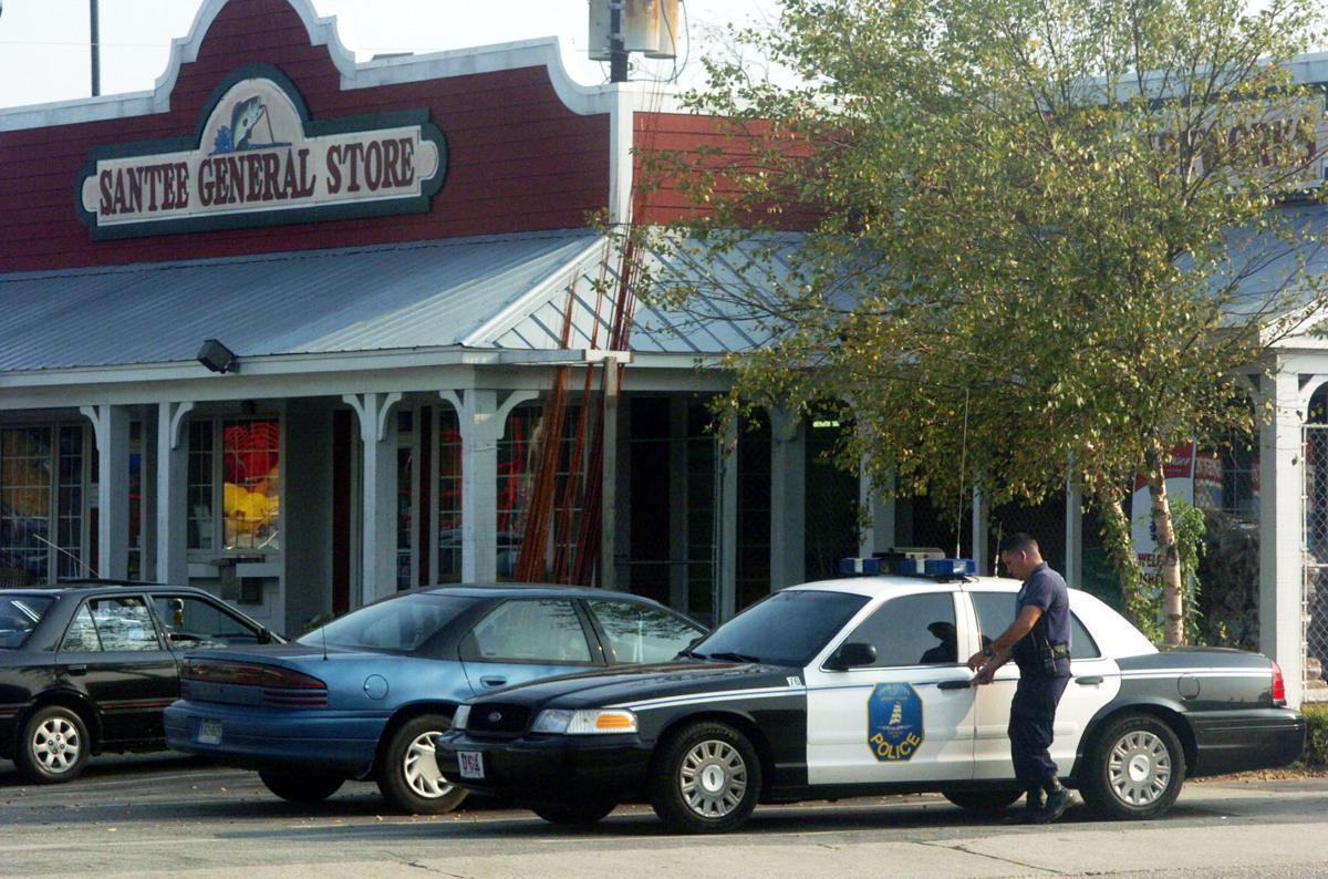 Charleston police used to participate in I-95 drug interdiction