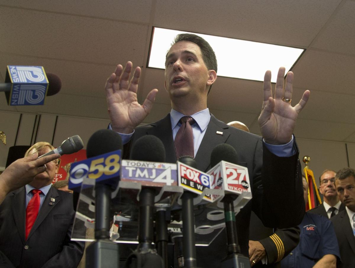 Wisconsin Gov. Scott Walker entering 2016 presidential race